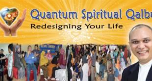 quantum spiritual qalbu - sentuhan quantum