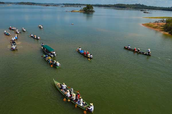 UFSCar na Canoada Xingu 2018