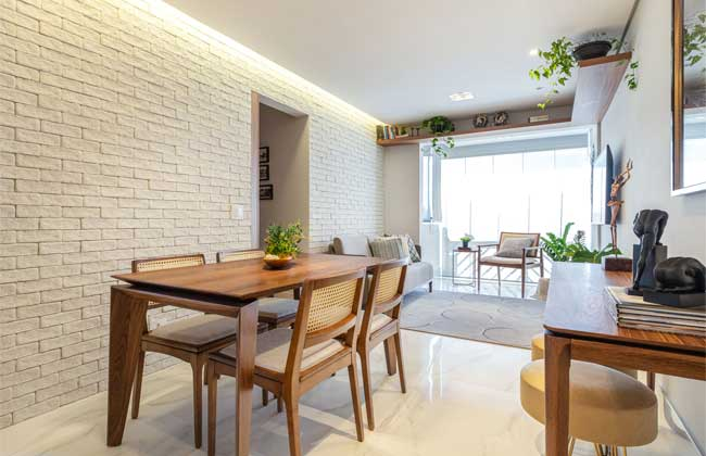 Reforma em apartamento pelo AVF