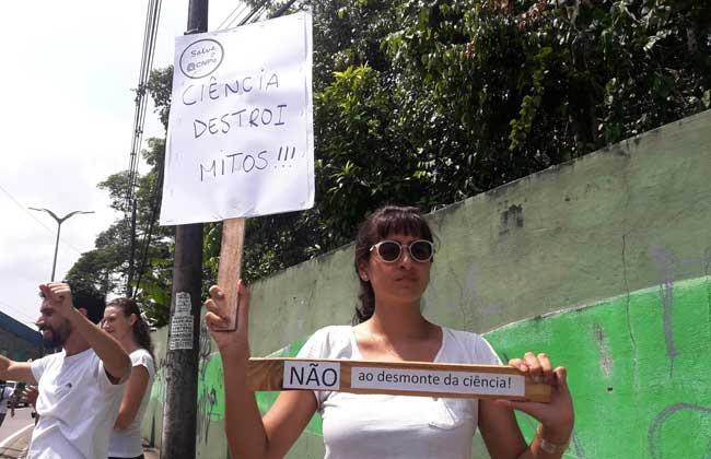 Em defesa da ciência no Brasil