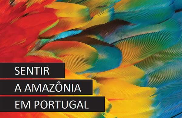 Sergio J Matos no Sentir Amazônia em Portugal