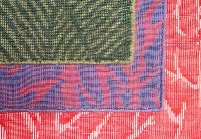 Square Foot lança tapetes texturizados
