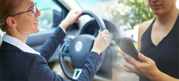 Aplicativo de mobilidade urbana para mulheres