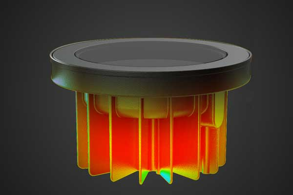 Interlight integra sistema de proteção térmica em luminárias de piso
