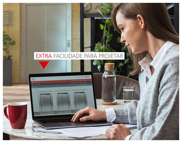 Atlas Schindler exclusivo e personalizado