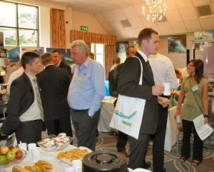 Relaxed learning at the PROFIBUS Conference