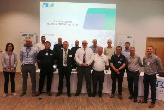 The Presentation Team at PI UK June Seminar