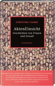 Coverbild AktenEinsicht von Christina Clemm, ISBN 978-3-95614-357-1