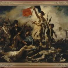cover art for Avant-première : La Liberté guidant le peuple. Eugène Delacroix
