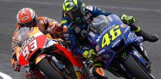 Insiden MotoGP Argentina