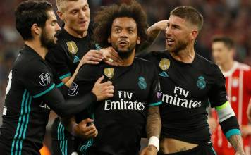 Real Madrid menang atas Bayern Munich (Getty Images)