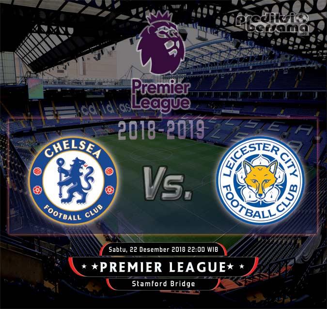 Prediksi Chelsea vs Leicester