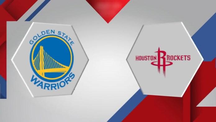 Prediksi NBA: Golden State Warriors vs Houston Rockets