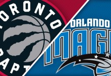Toronto Raptors vs Orlando Magic Game 5