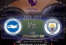 Prediksi Brighton vs Manchester City