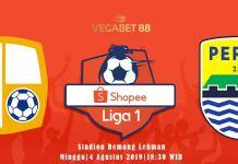 Prediksi Barito Putera vs Persib Bandung - 4 Agustus 2019