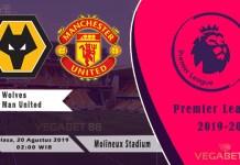 Prediksi Wolves vs Manchester United - Premier League 2019-20