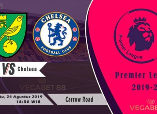 Prediksi Norwich City vs Chelsea, Premier League 2019-20