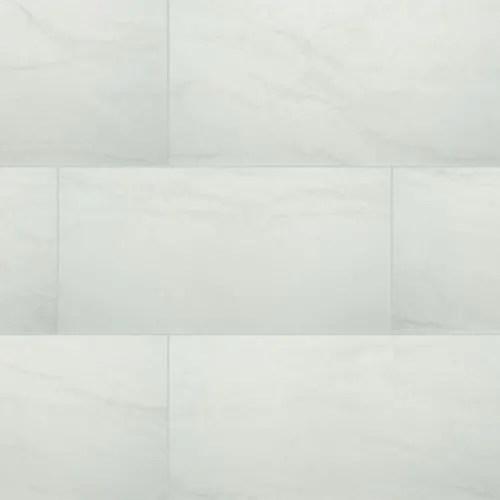 durban white 12x24 matte tile