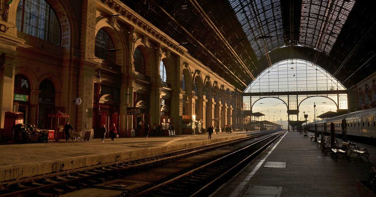 Top Filming Locations Keleti Train Station In Budapest
