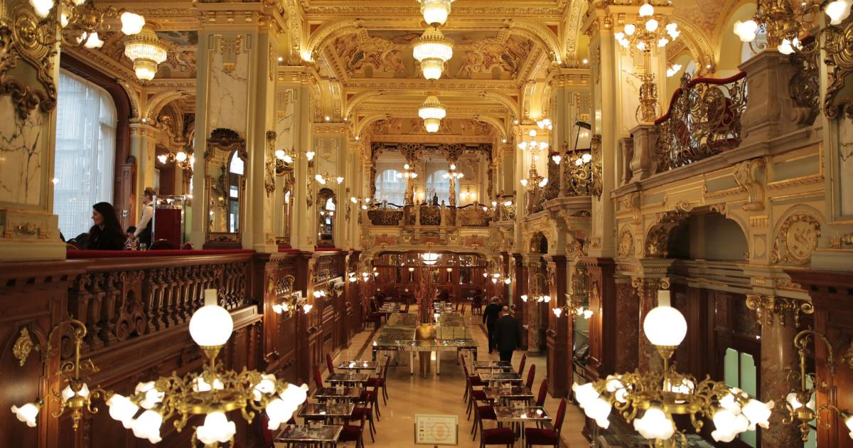 Top Filming Locations Elegant Caf 233 In Budapest