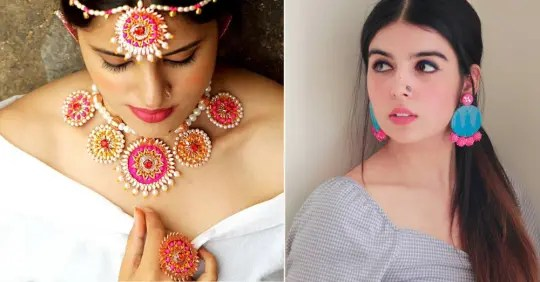 Krafted With Happiness Delivers Jewellery & More   So Delhi