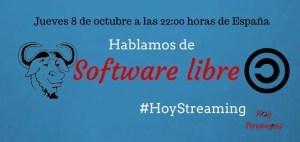 HoyStreaming Software Libre
