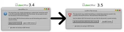 Actualizar LibreOffice