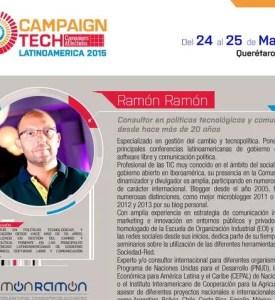 Ramón Ramón Campaing Tech Latam