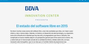 software libre 2015