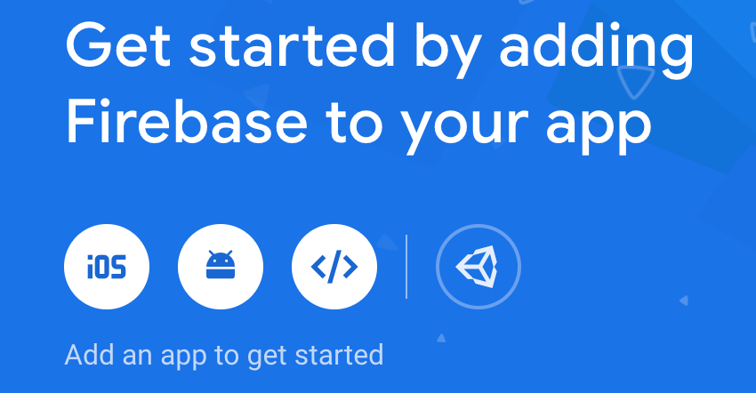 add firebase to app