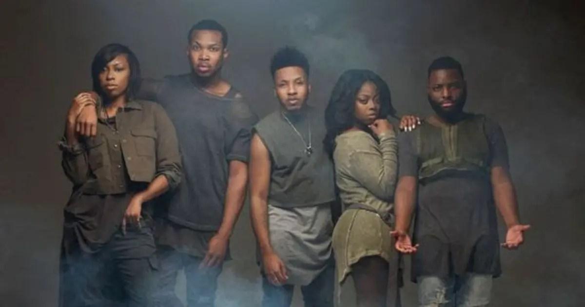 Black Gospel Singers 2016