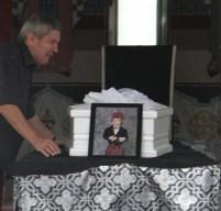 Ionuț Anghel, decedat