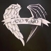 Ano Kato - Sloganul filmului Ultimul Zburător