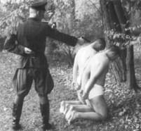 Pe 1 aprilie 1941, trupele sovietice au executat fără milă un număr de aproximativ 3.000 de civili români, locuitori de pe Valea Siretului, care încercau să se retragă din Bucovina de Nord, anexată de ruși, în teritoriile noastre. (Masacrul de la Fântâna Albă)