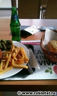 Servirea mesei la OMV Hunedoara - Mi-a plăcut că masa a fost ordonată