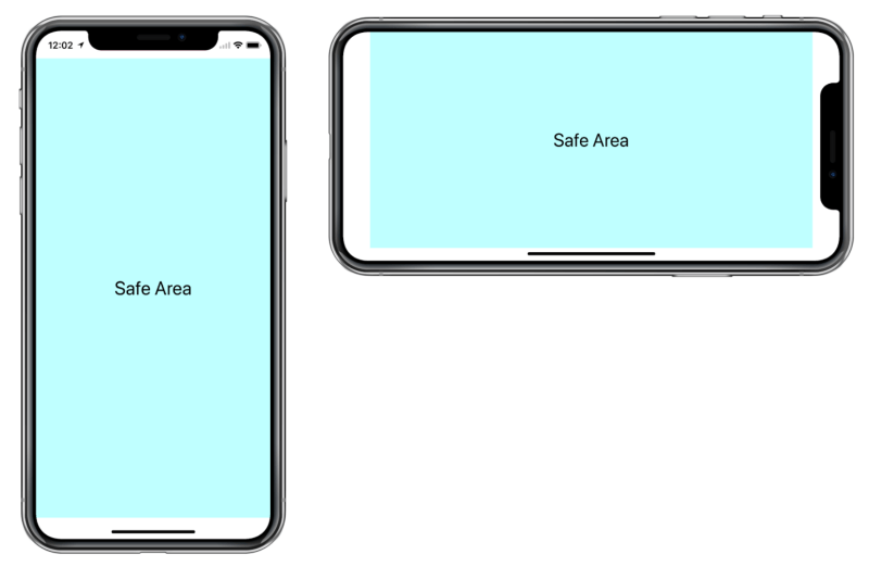 iOS 11 Safe Area Layout