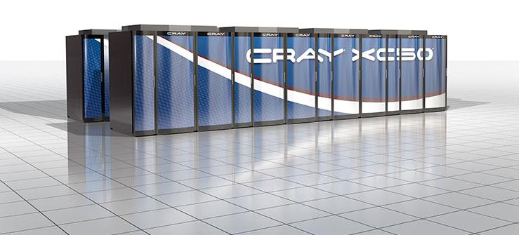 Cray XC series supercomputers