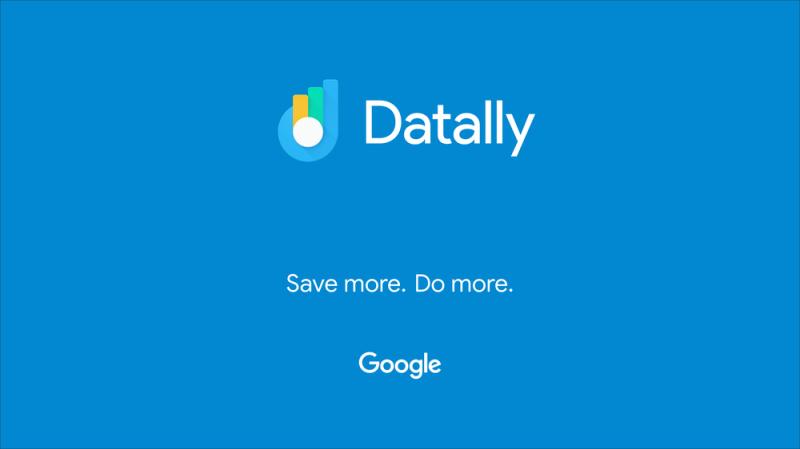 Google Datally Android Mobile Data Saving App - Hero