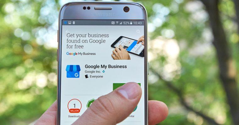 Google My Business Hero