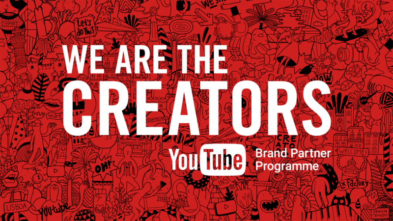 YouTube Creators - Hero