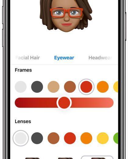 iOS 12 Memojis in FaceTime
