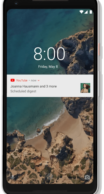 YouTube Notification Digest