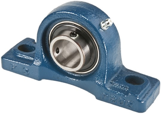 pillow block bearing 60mm id rs