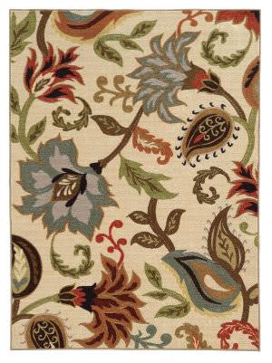 8x10 floral area rug at rug studio