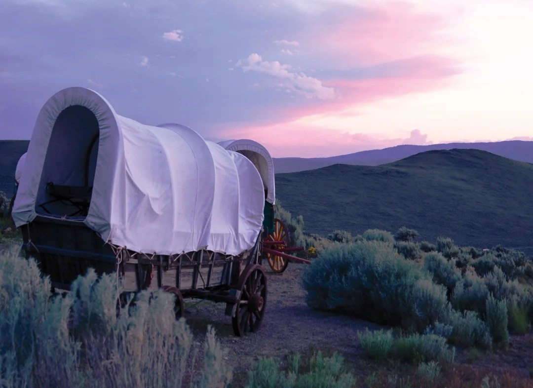 The True Tale Of The Oregon Trail