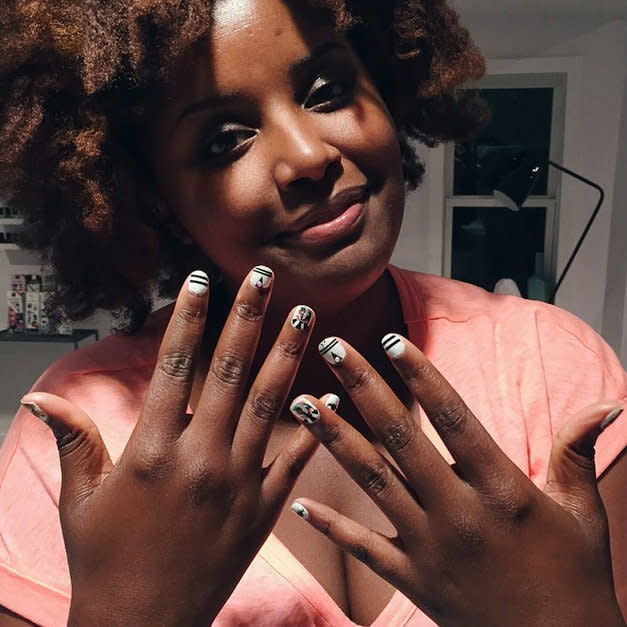 The Suffers Kam Franklin Rockin A Dripped Mani