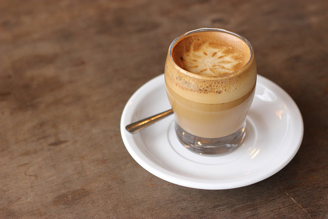 Image Result For Whats The Difference Between A Latte And A Flat White