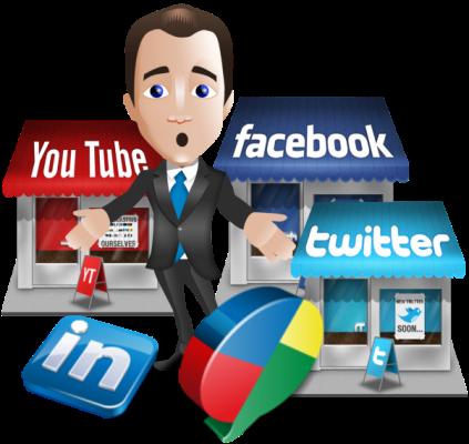 Social+Media