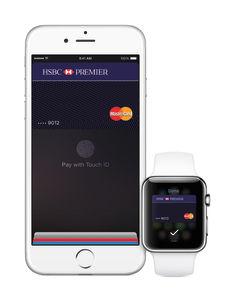 Apple Pay HSBC